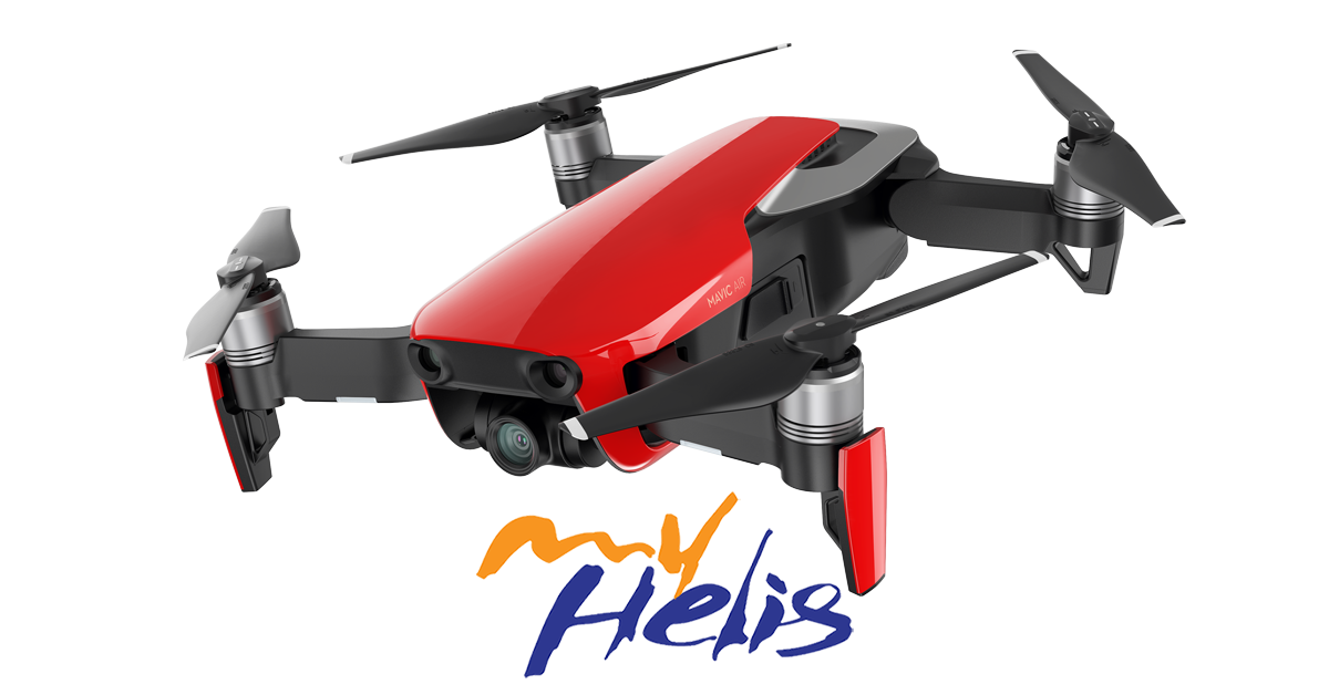MyHelis DJI Mavic AIR drone