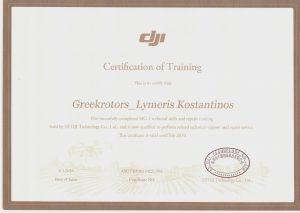 DJI Service Center Greece